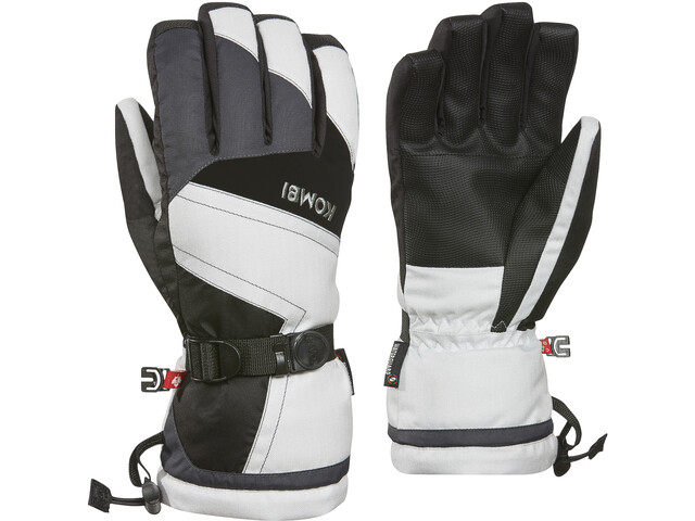 KOMBI Original Gloves Dame Polar Grey Melange